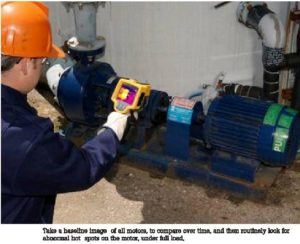 Planning to do a thermal inspection- Proactive Maintenance Consultants